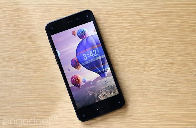 Amazon slashes the cost of its Fire Phone to £99