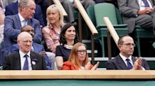 'Emotional' standing ovation at Wimbledon for scientist who helped develop COVID vaccine