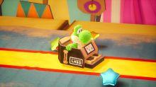 Yoshi's Crafted World is classic gaming joy, Nintendo-style