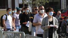 France's weak spot: Virus infections rise at nursing homes