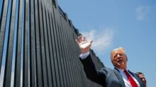 Trump pushes anti-immigrant message even as coronavirus dominates campaign