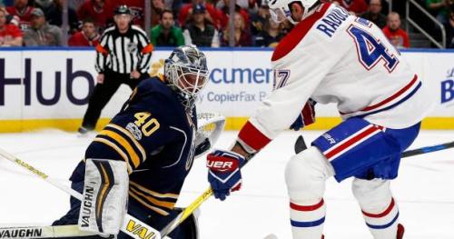 Hockey - NHL - Washington enchaîne, pas Montréal