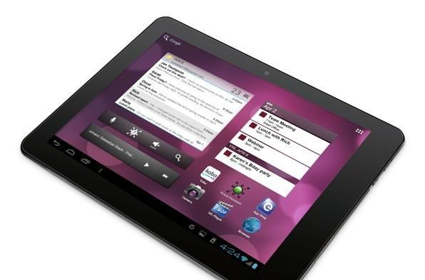 Ematic unwraps 9.7-inch eGlide Pro X tablet, widens its Android 4.0 horizons in a literal sense