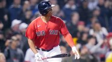 Vlad Jr homers to tie it, Red Sox top Blue Jays in 9th, 2-1
