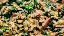 Ham and Kale Risotto Is Here to Rescue You From Leftover Limbo