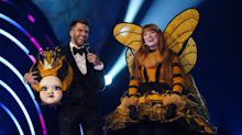 Nicola Roberts struggled to breathe in 'The Masked Singer' Queen Bee costume