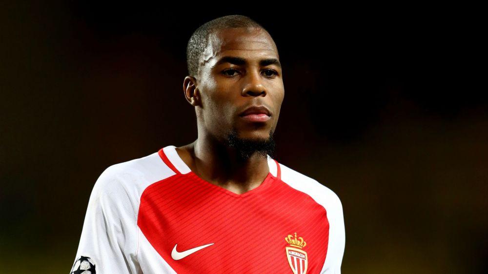 Monaco's Sidibe a Dortmund doubt with appendicitis