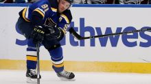 Blues notebook: Intense closing stretch will test team's mettle