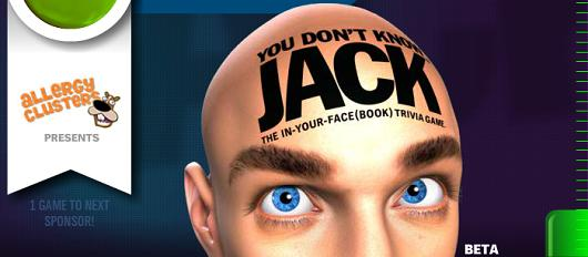 You Don't Know Jack is live on Facebook, as garish and fun as ever
