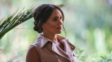Meghan Markle: 'My British friends warned me off Harry'