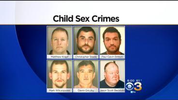 Child Porn Network Busted In Montgomery County