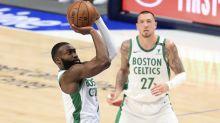 Jaylen Brown insists Celtics listen to Brad Stevens, but lack 'mental focus'
