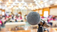 How to become better at public speaking