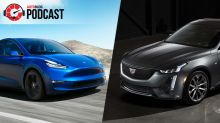 Tesla Model Y and Cadillac CT5 | Autoblog Podcast 573