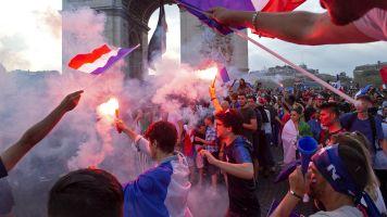 Frankreich ist Weltmeister: Paris dreht durch