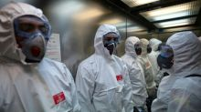 Europe's virus toll surges but Wuhan cautiously reopens
