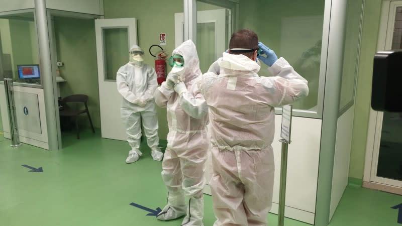 Roman Wuhan Virus