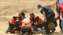 Gaza : un deuxième Palestinien tué au lendemain d'un lundi meurtrier