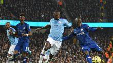 Premier League : N'Golo Kanté s'offre un but d'attaquant contre Manchester City