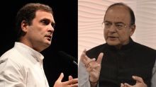 Choksi Deposited Lakhs in Bank Account of Jaitley's Daughter, FM Let the 'Thief' Flee: Rahul Gandhi