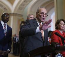GOP blocks Democrats' voting rights bill in Senate, angering activists