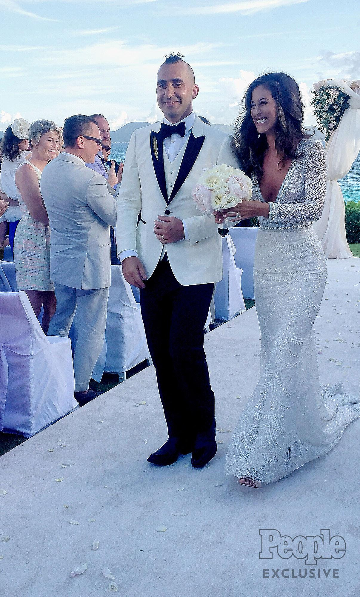 Iron Chef Marc Forgione Is Married! All the Details from His ...