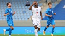 Raheem Sterling the shining light in lacklustre England display