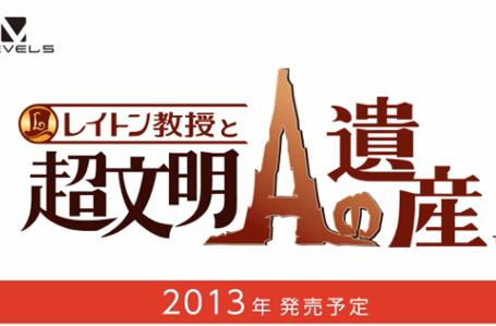 Professor Layton and the Azran Legacies unravels in Japan on February 28