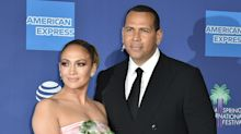 Alex Rodriguez and Jennifer Lopez Continue Athletic Weekends With a Family Volleyball Game