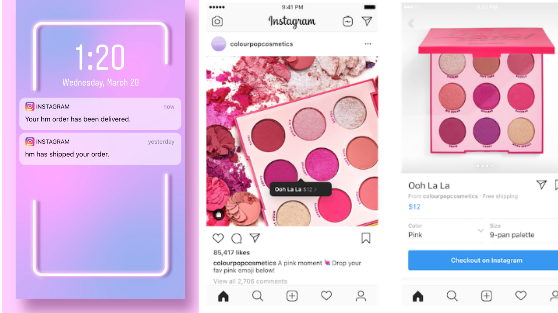 Hold on to your wallet: Instagram launches in-app purchases