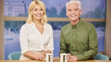 Phillip Schofield told to 'shut up' as he quizzes Jim Carter on 'This Morning'