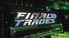 Final Trades: Winnebago, Albemarle, Disney, Solid Bio & Monster Beverage