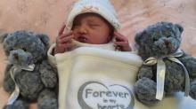 Pictured: Baby whose death sparked murder probe