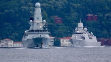Snippets from UK: Indian and British Naval Ships Set to Make Waves in 3-day War Exercise