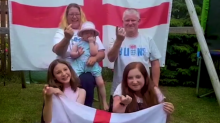 David Baddiel praises Three Lions video released by group celebrating children with Down's syndrome