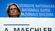 Swiss National Bank's Maechler says franc remains a safe haven