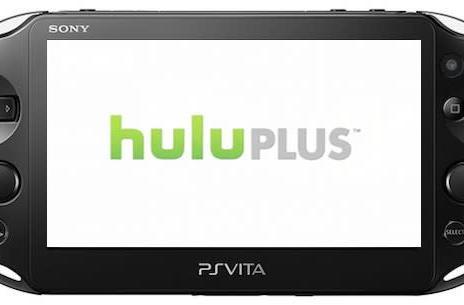 Sony's bringing Hulu Plus and Redbox to the PlayStation Vita