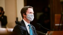 U.S. Republican congressman Rodney Davis says he has COVID-19