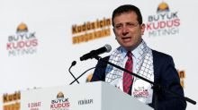 Istanbul mayor Imamoglu in hospital after positive coronavirus test