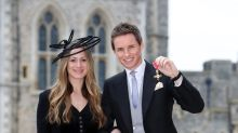 Eddie Redmayne and Wife Expecting Baby No. 2