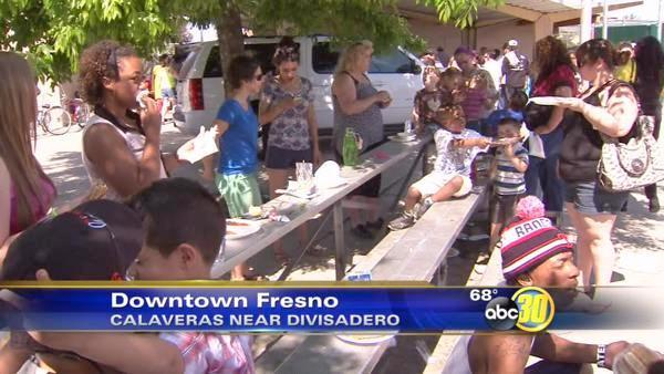 Fresno's Dickey Park gets revitalized