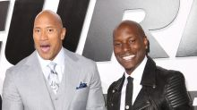 Fast & Furious: Tyrese Gibson calls time on feud with The Rock
