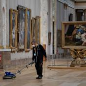 羅浮宮6日重新對外開放 須遵守防疫措施