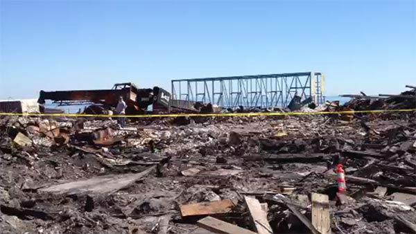 Firm to get $4.7M to clean up Seaside Park boardwalk fire