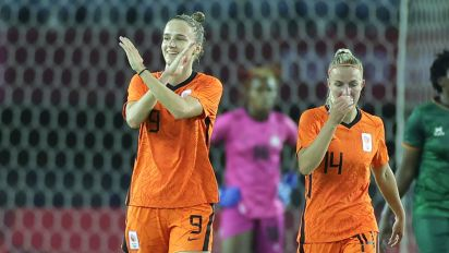 Netherlands win comes with Olympics history