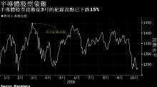德州儀器對市場前景示警 半導體股票跌勢恐未止