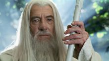 Ian McKellen Wants to Play Gandalf on Amazon's TV Series: 'He's Over 7000 Years Old, So I'm Not Too Old'