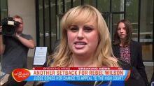 Judges denies Rebel Wilson appeal in major setback