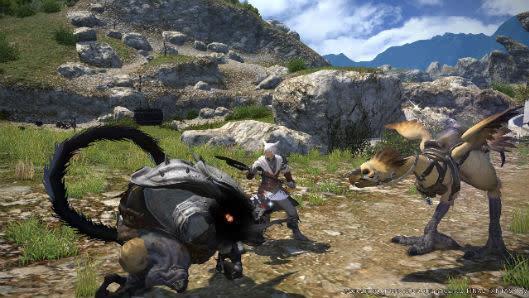 'Stiq Tips: A Final Fantasy XIV: A Realm Reborn starter guide