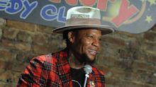 D.L. Hughley tests positive for COVID-19 after collapsing on stage: 'I was what they call asymptomatic'